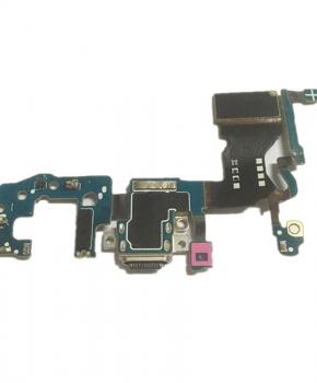 Voor Samsung Galaxy S9 G960U - dock connector flexkabel