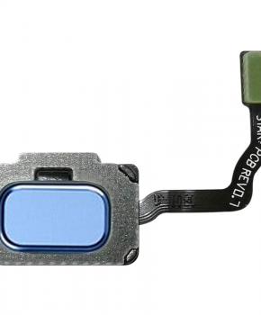 Voor Samsung S9 / S9 Plus Home button flex kabel - blauw