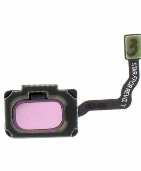 Voor Samsung S9 / S9 Plus Home button flex kabel - roze