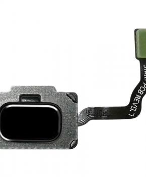 Voor Samsung S9 / S9 Plus Home button flex kabel - zwart