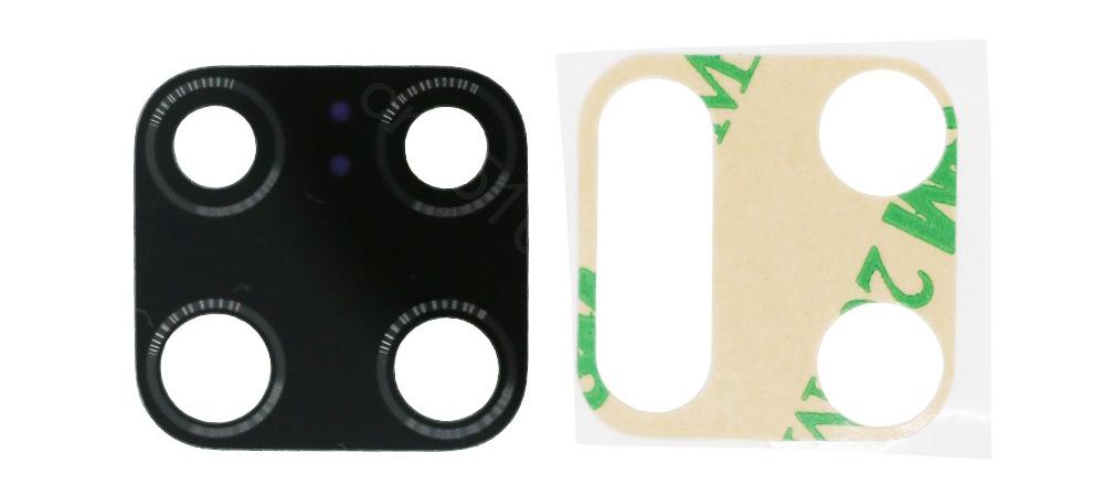 Voor Huawei Mate 20 Pro achtercamera lenscover + lens + tape