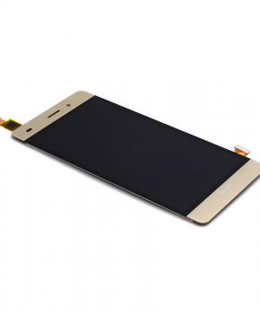 Voor Huawei P8 Lite LCD scherm - goud - originele kwaliteit