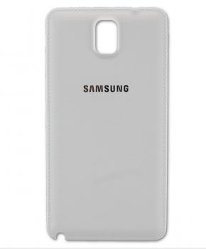 Voor Samsung Note 3 -SM-N900 - achterkant - wit