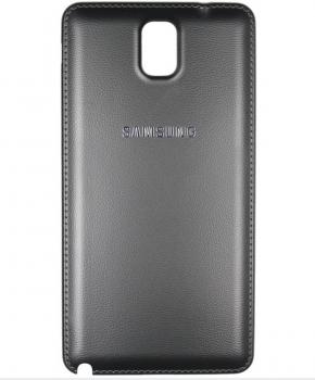 Voor Samsung Note 3 -SM-N900 - achterkant - zwart