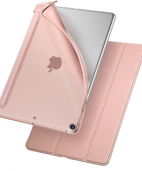 "ESR Rebound case `voor iPad Mini 5 ( 7.9"" ) 2019 - rose goud"