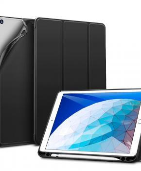 "ESR Rebound case met penhouder iPad Mini ( 7.9"" ) 2019 - zwart"