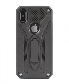 Forcell PHANTOM Case voor SAMSUNG Galaxy A40 - zwart