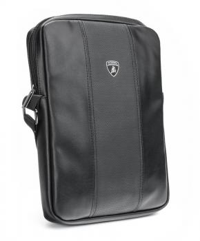 Lamborghini Universele Tablet case - schoudertas voor 9.7 tot 12.2 inch