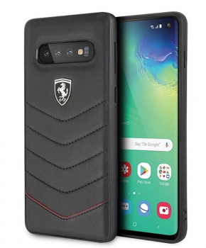 Ferrari Heritage hardcase Cover voor Samsung Galaxy S10e