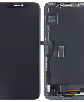 Voor iPhone X Soft OLED scherm DX - reparatieset