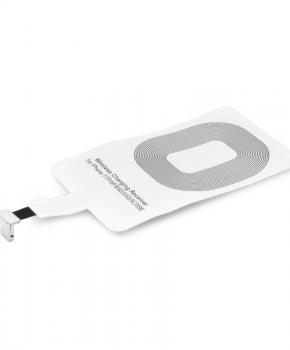 draadloze receiver om iphone 5/6/7 draadloos te laten opladen