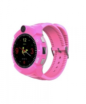 Kinder Smartwatch safety Watch met GPS en Wifi- roze
