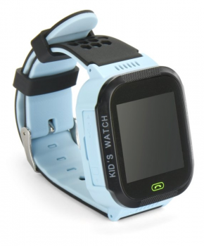 Kinder Smartwatch safety Watch Phone Go met GPS - blauw