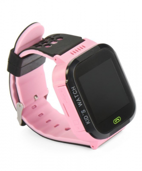 Kinder Smartwatch safety Watch Phone Go met GPS - roze