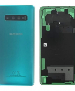 Voor Samsung Galaxy S10e achterkant reparatieset - groen