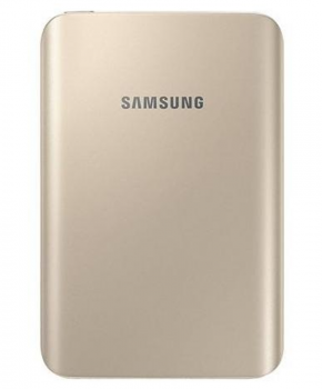 Originele Power Bank Samsung  (3000 mAh) goud - blister