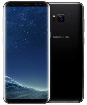 Samsung Galaxy S8 - 64GB - Midnight Black - Als nieuw - remarketed