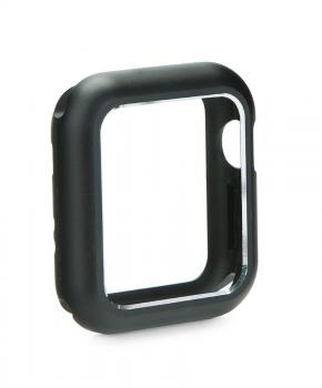 magnetische beschermende case voor Apple watch 44mm - zwart