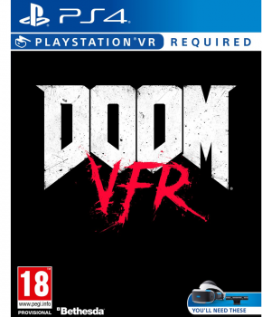 Doom VFR PS4 (VR vereist)