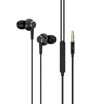 UiiSii GT900 Zwart - In-ear oortjes topkwaliteit- Dynamic drivers van 12mm