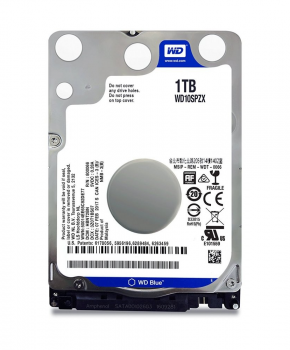 "Western Digital Blue 2.5"" 1000 GB SATA III HDD"
