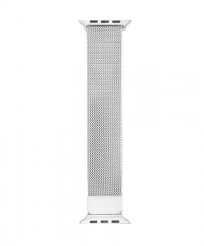 Magnetische band voor Apple Watch 38/40mm -J007 -zilver