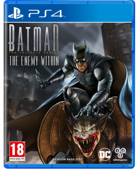 Batman: The Telltale Series 2 - Enemy Within - PS4