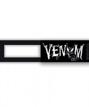Webcam cover / schuifje  - licentie™ - VENOM 01 - zwart