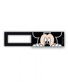 Webcam cover / schuifje  - licentie™ - Mickey Mouse - rood