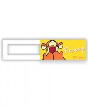 Webcam cover / schuifje  - licentie™ -  Winnie de Poeh 001