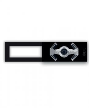 Webcam cover / schuifje – licentie™ - Star Wars 08 -zwart