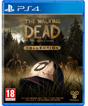 The Walking Dead Collection : The Telltale Series - PS4