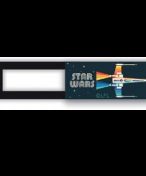 Webcam cover / schuifje  - licentie™ - Star Wars 014 - zwart