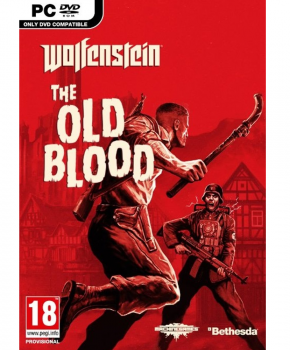 Wolfenstein The Old Blood (DE) - PC CD-Rom