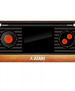 Atari Retro Handheld Console met 50 ingebouwde games