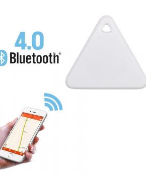 Mini tracker - bluetooth tracker - driehoek wit