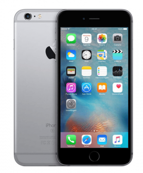 Apple iPhone 6s 32GB Zwart/Grijs - nieuw - 2 jaar garantie