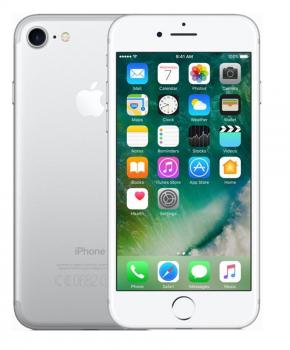 Apple iPhone 7 32GB zilver- nieuw - 2 jaar garantie