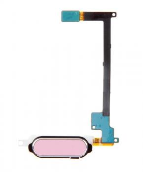 Home button flex kabel voor Samsung Note 4 N910F - roze