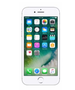 refurbished  iPhone 7 Plus 128GB Silver - Als nieuw