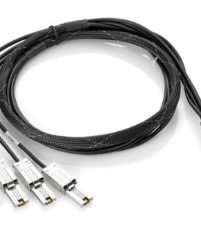 Hewlett Packard Enterprise AN975A Serial Attached SCSI (SAS)-kabel 2 m