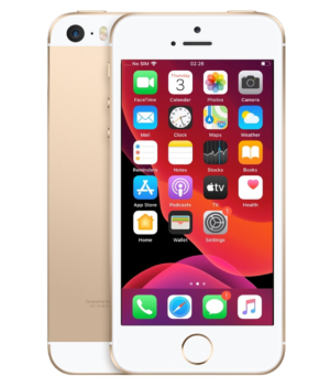 Refurbished – Apple iPhone SE goud – 64GB – Klasse A – Als nieuw