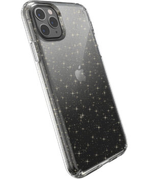 Speck Presidio Clear + Glitter Apple iPhone 11 Pro Clear/Gold Glitter
