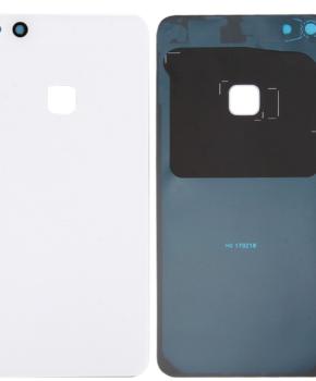 Voor  Huawei P10 lite was-lx1a batterij achterkant - wit