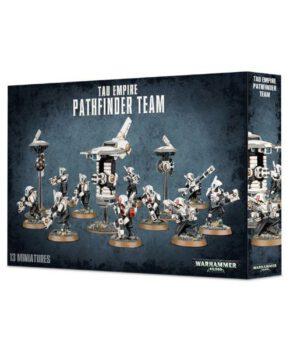 Warhammer 40K – T'au Empire Pathfinder Team - verzamelfiguur