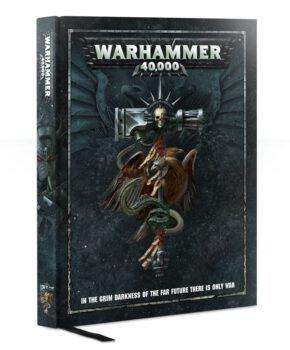 Warhammer 40000 Rulebook -(Engelstalige versie)