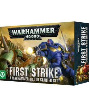 First Strike: Warhammer 40,000 Starter Set