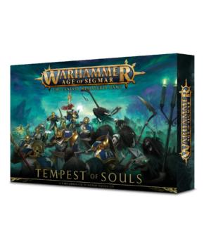 Warhammer age of sigmar - Tempest of souls - starterset