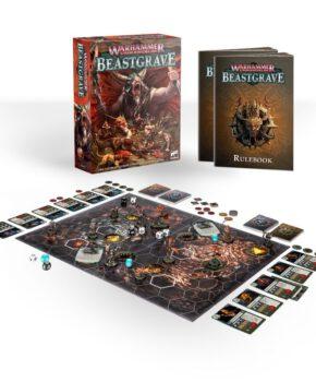 Warhammer Underworlds: Beastgrave - Bordspel