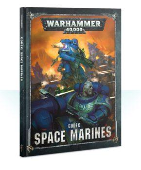 Codex: Space Marines - Warhammer 40k - Lexicanum